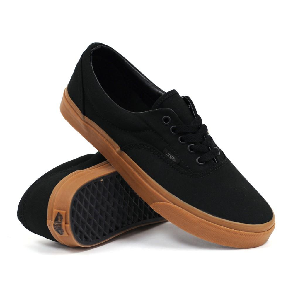 5c5b050d77 Vans Era Black Classic Gum - La tienda Skate mas grande de Colombia