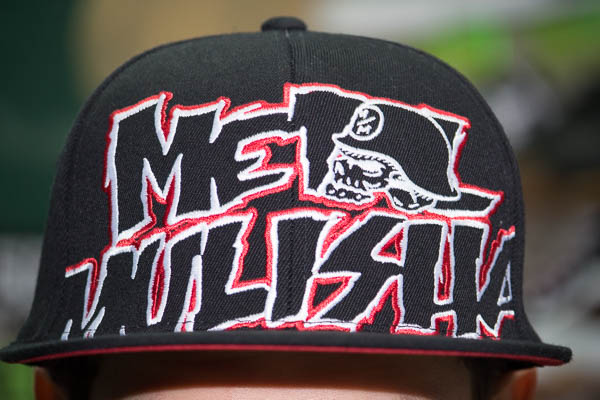 Metal Mulisha Black Hat - La tienda Skate mas grande de Colombia 954b2654810