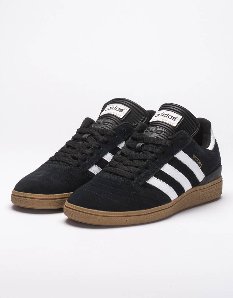Punto muerto Día Paralizar  adidas-busenitz-black-white-gum - La tienda Skate mas grande de ...