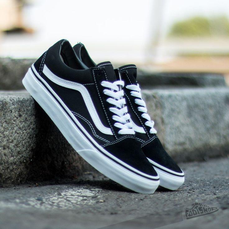 Vans Old Skool Black - La tienda Skate mas grande de Colombia 10d544ab526
